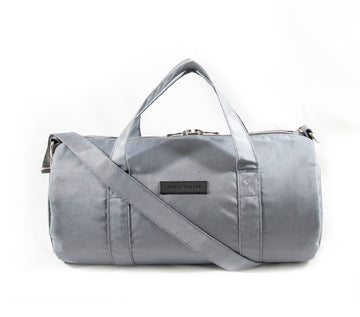 Revolt Round Gym Bag (Gray)