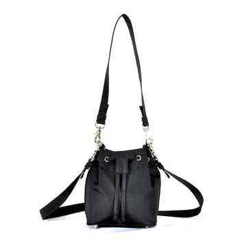 Revolt Square Toy Bucket Bag (Black)