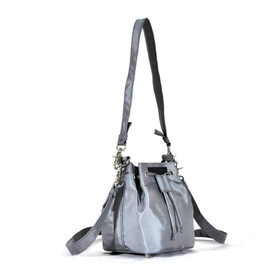Revolt Square Toy Bucket Bag (Gray)