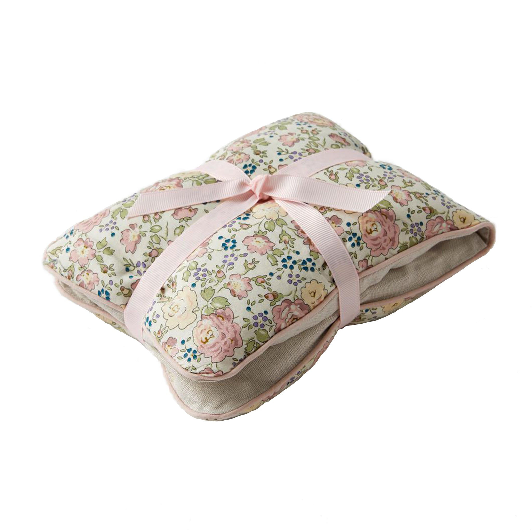 Rose Fabric Wheat Pack