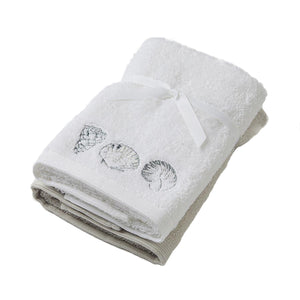 Shells Hand Towel Pack