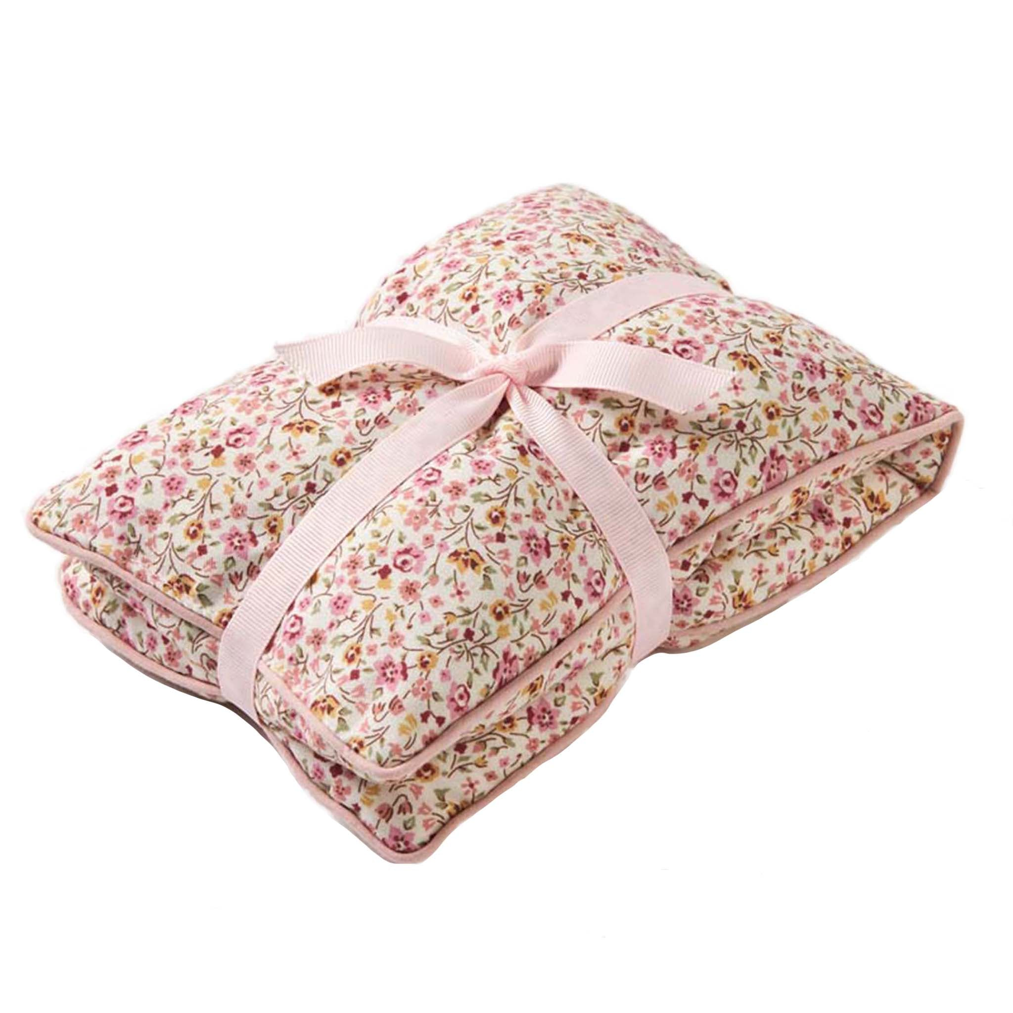 Vintage Rose Fabric Wheat Pack