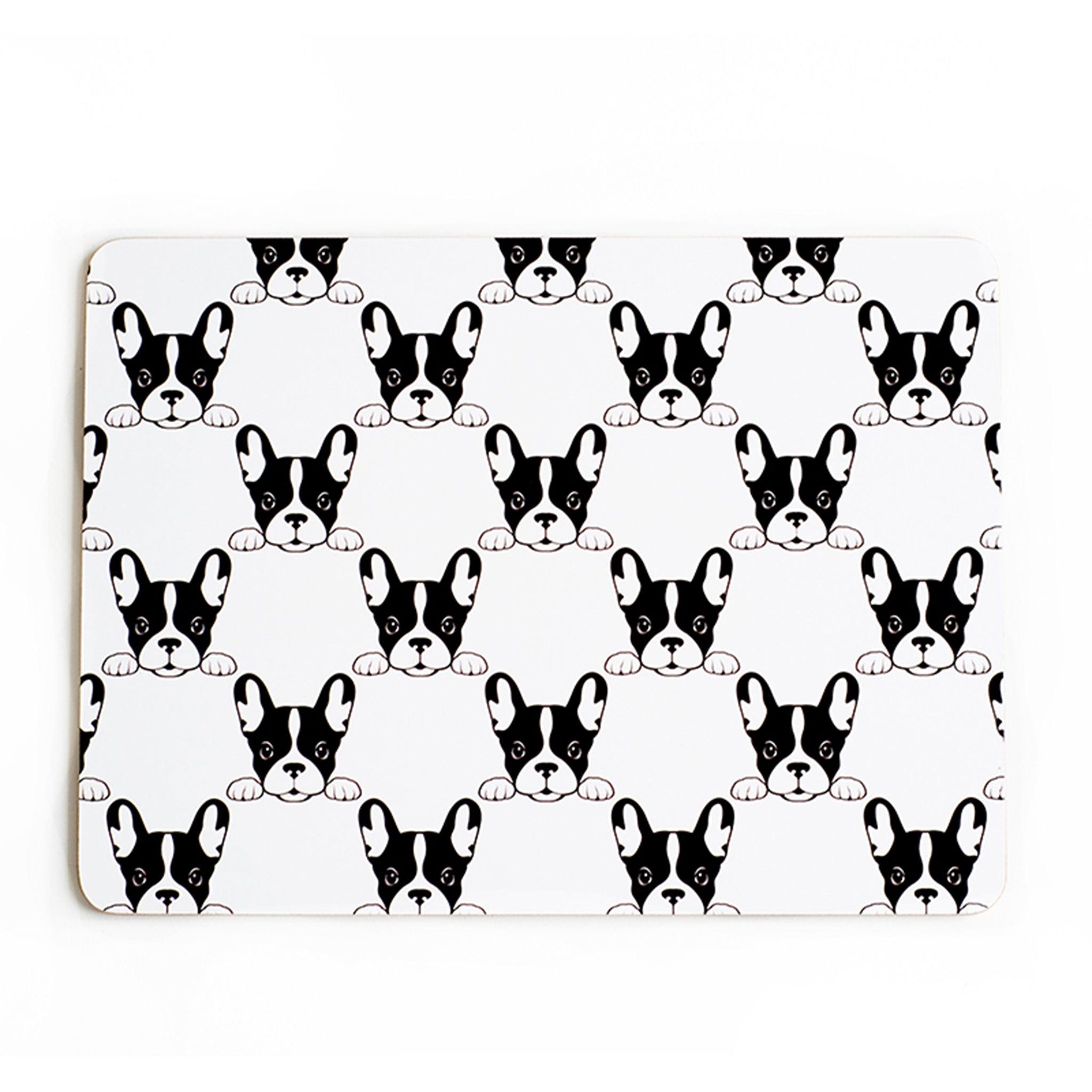 French Bulldog Placemats