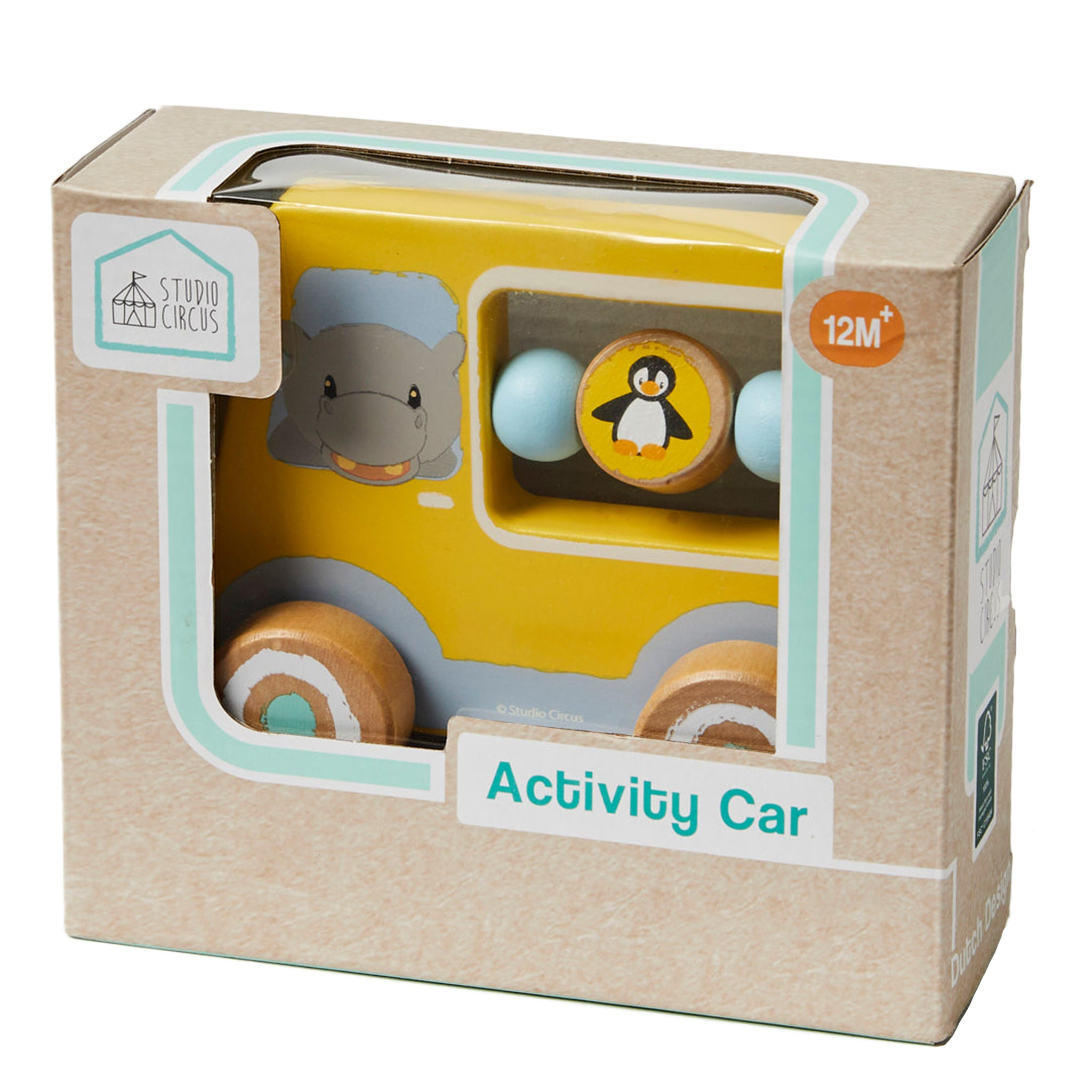Activity Car Hippo