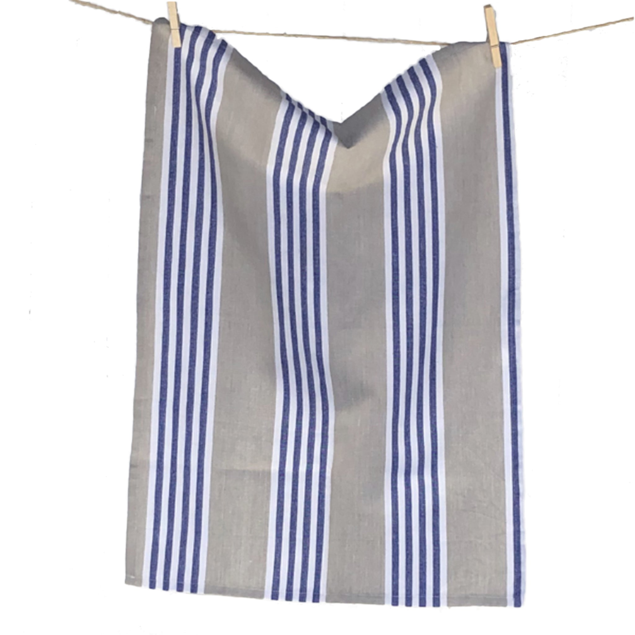 Tea Towels in Blue Tones