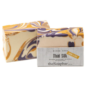 Thai Silk Soap