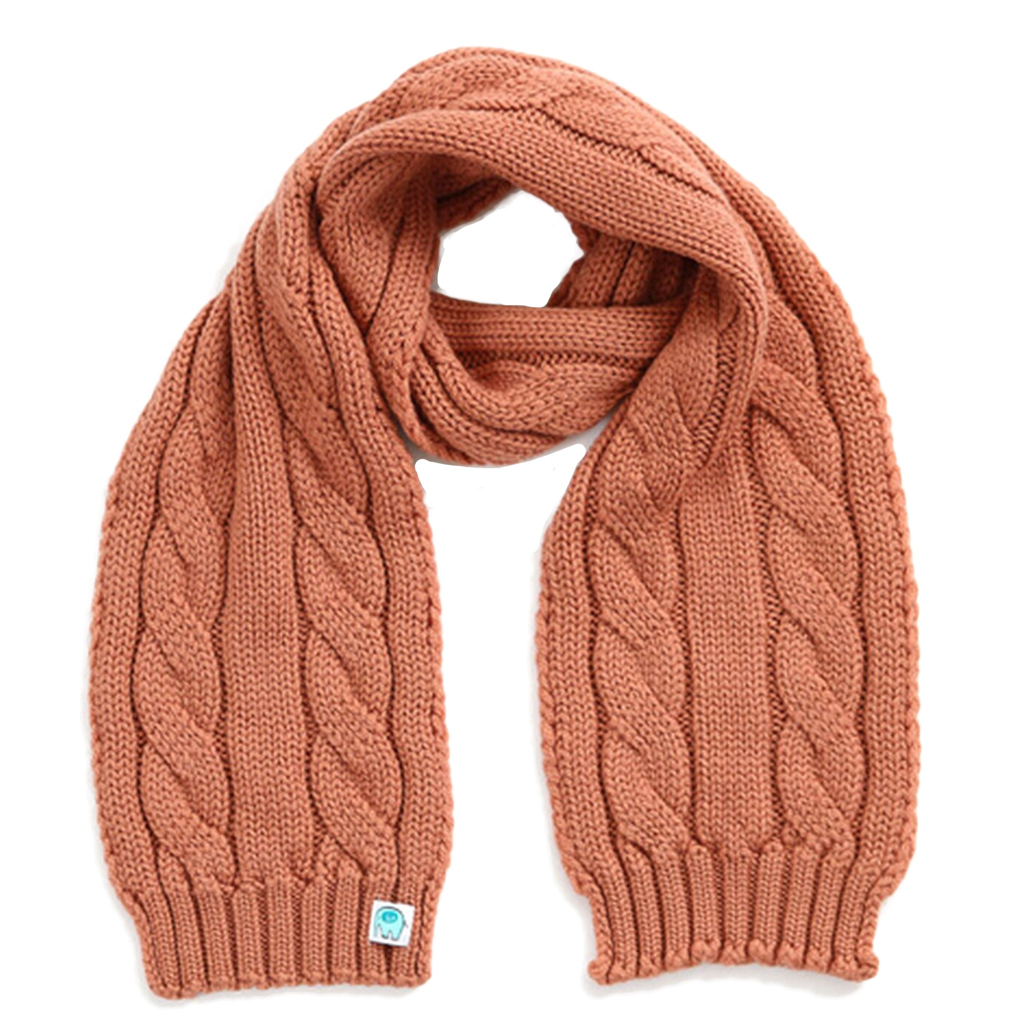 Trinity Scarf Butterscotch
