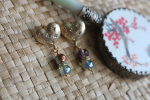 Humble Heart Earrings