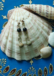 Desert Sand Earrings