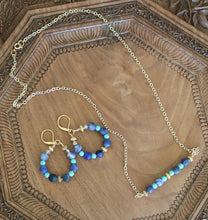 Load image into Gallery viewer, Sodalite & Turquoise Set