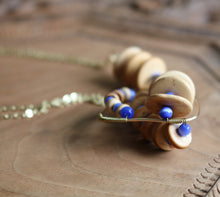 Load image into Gallery viewer, Life in Motion Art Necklace