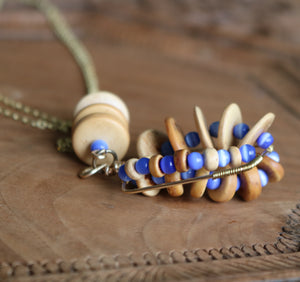 Life in Motion Art Necklace