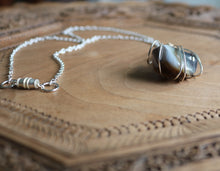 Load image into Gallery viewer, Botswana Agate Necklace