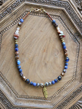 Load image into Gallery viewer, African Opal Necklace