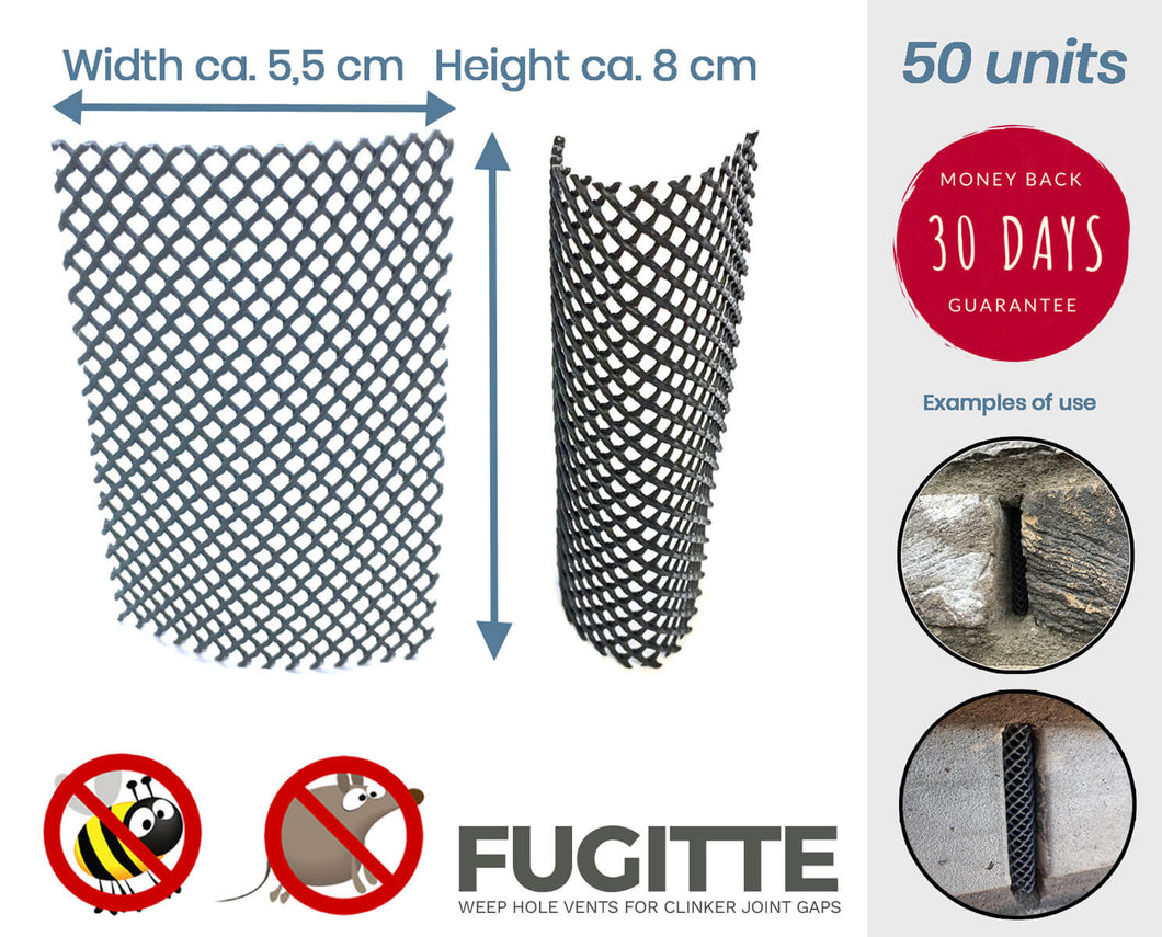 FUGITTE joints grid - 50 piece (8 cm high)