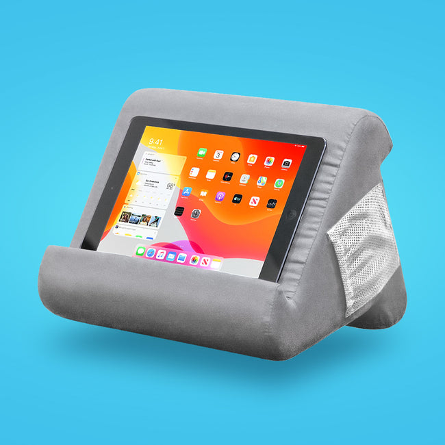 CUSHION STAND - LightweightVersatile and ComfortableUniversal Tablet Stand