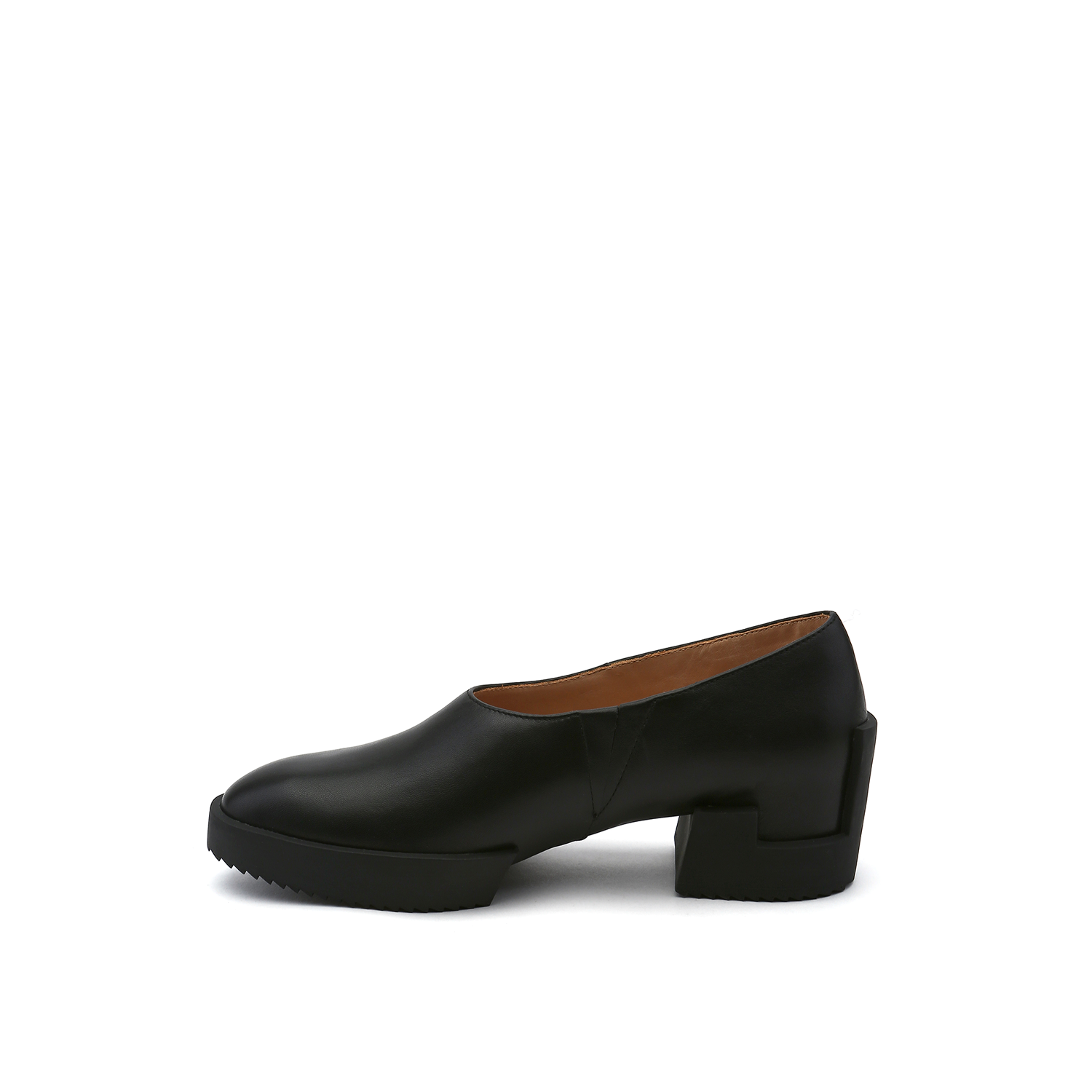 Cubic Pump - Black