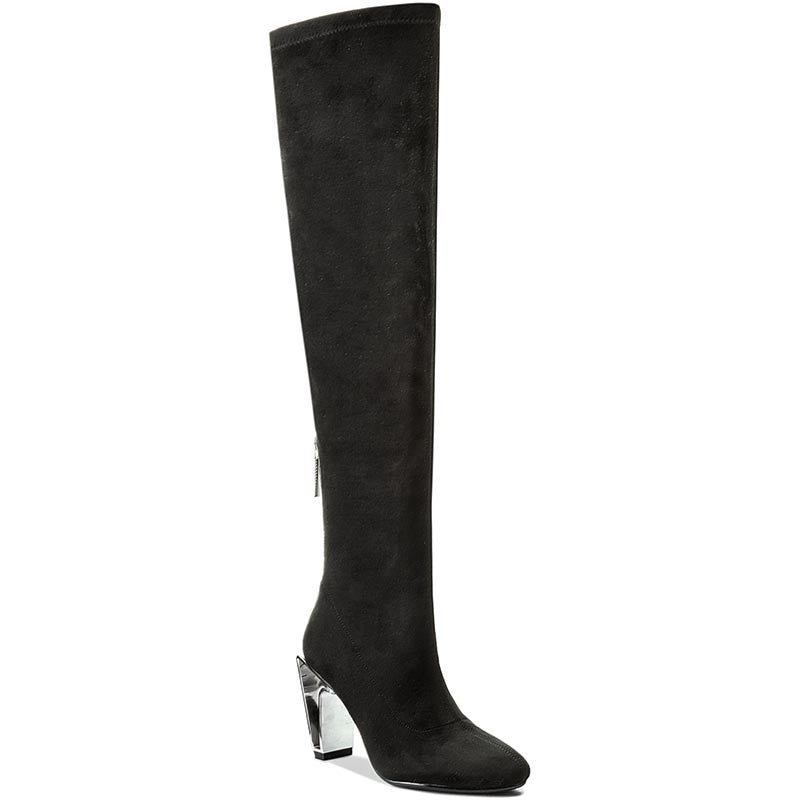 Icon Tall Boot - Black