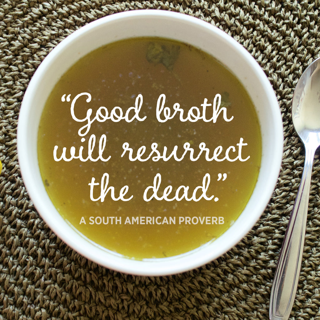 Bone Broth is  Important for Gut Health