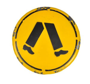 Pedestrian Crossing Wallsign-fliphome.com.au