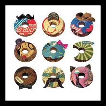 Load image into Gallery viewer, Usual Suspects Doughnuts