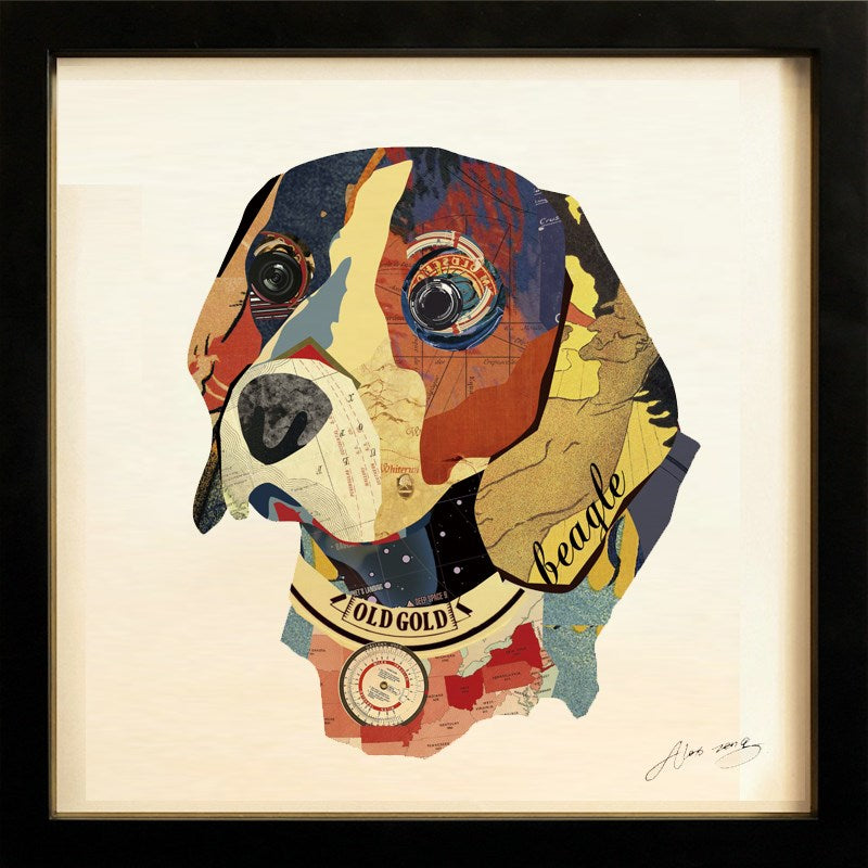 Beagle Artwork