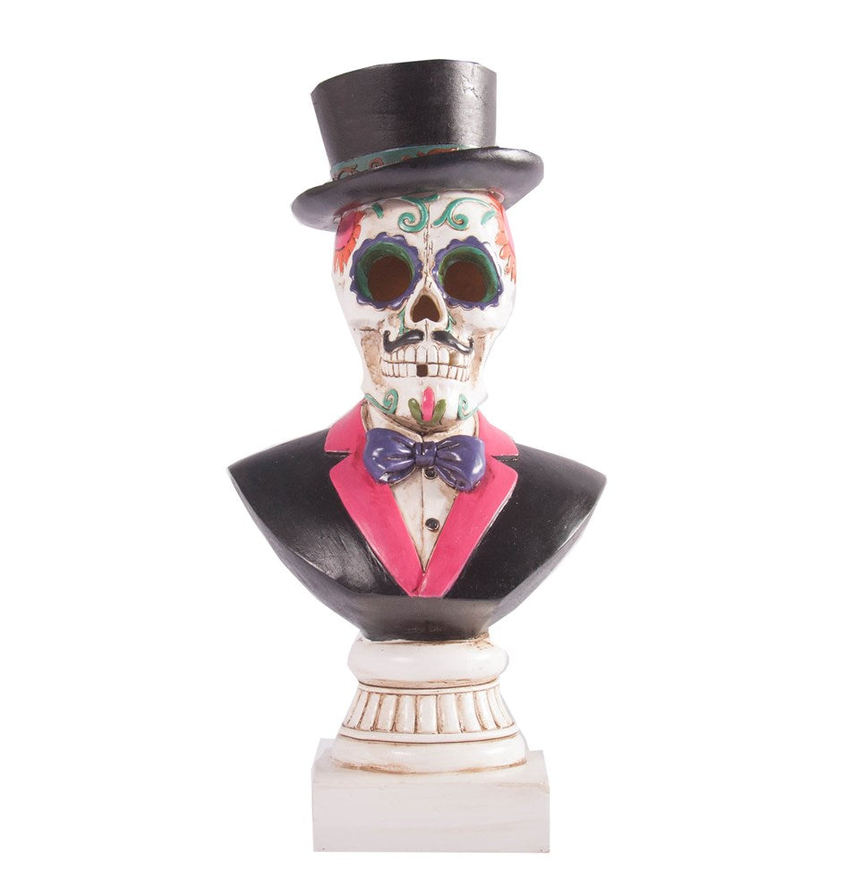 Calavera Gentleman In Suit