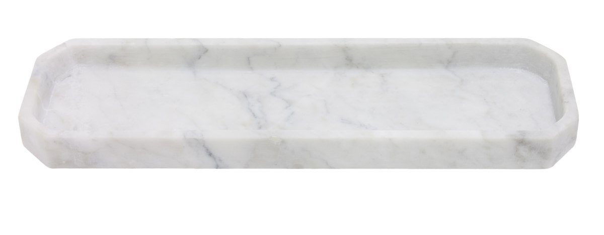Octogon Marble Traywhite L-fliphome.com.au