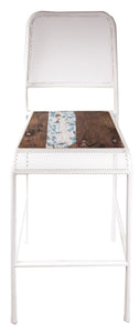 KLEO BAR CHAIR WHITE-fliphome.com.au