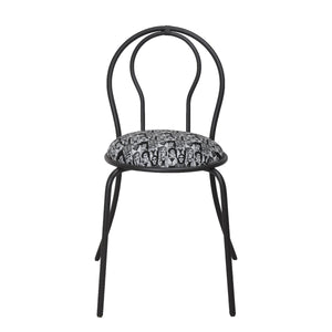 PARISIEN CHAIR WITH CUSHION-fliphome.com.au