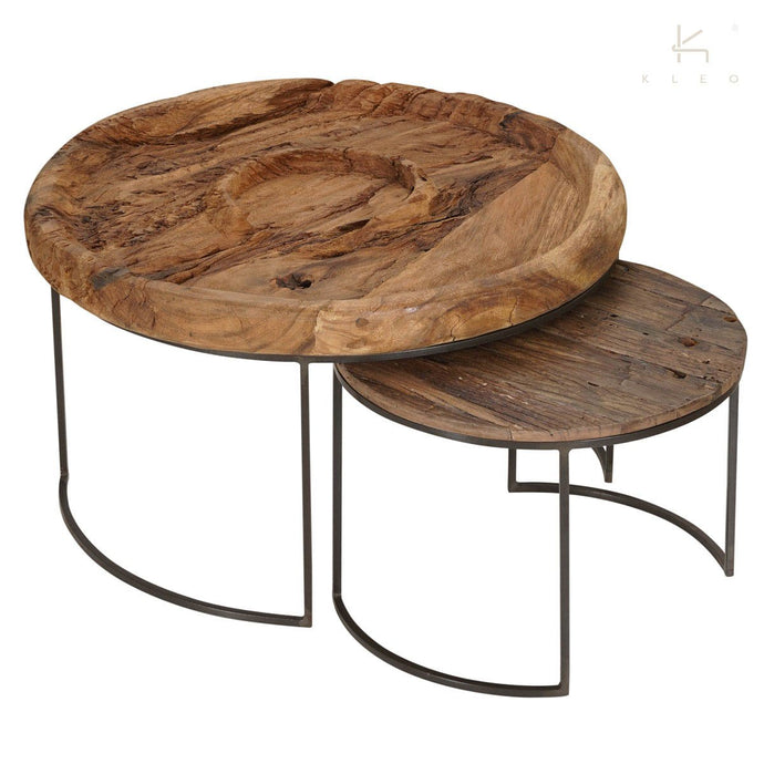 SUAR COFFEE TABLE SET/2-fliphome.com.au