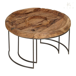 Suar Coffee Table Set