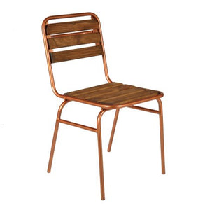 Cafe Chair Copper