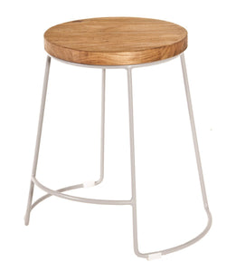Splay Dining Stool-fliphome.com.au