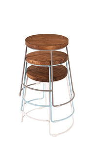 Splay Dining Stool