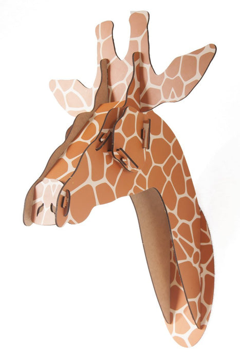 Giraffe Wall Mounted Puzzle-fliphome.com.au
