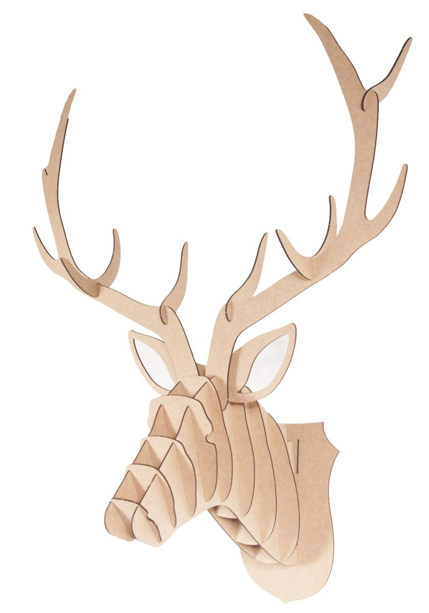 Large Deer Wall Mounted Puzzle-fliphome.com.au