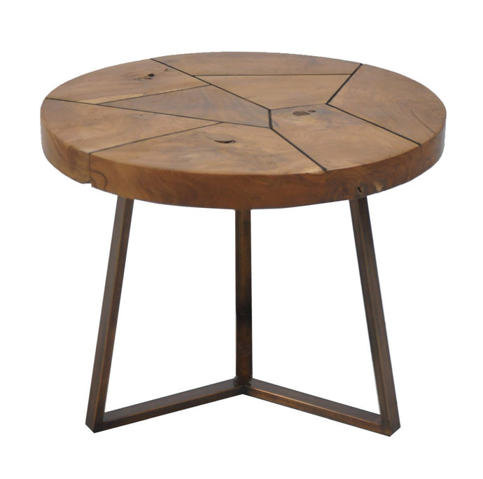 Flutted Coffee Table Sml-fliphome.com.au