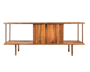 Kali Open Tv Unit Teak