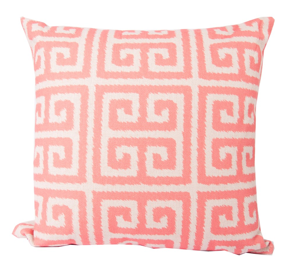 Zaliki Cushion Cover - Pink