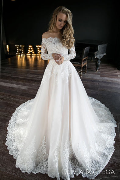 2020 Best Beautiful Lace Bridal Stores Near Me