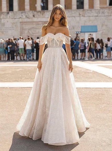2020 Best Beautiful Lace Dusty Sage Bridesmaid Dresses