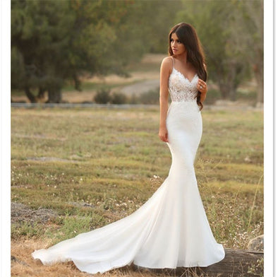 2020 Best Beautiful Lace Classy Wedding Dresses