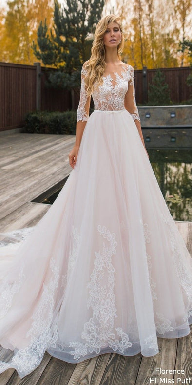2020 Best Beautiful Lace Casual Beach Wedding Dresses