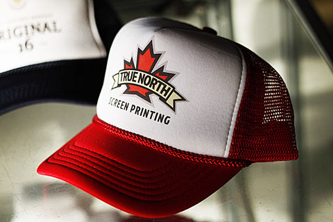 Custom Trucker Hats - True North Screen Printing Ltd. ... 8a6a9d2207d