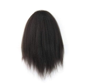 360 LACE FRONTAL WIG KINKY STRAIGHT