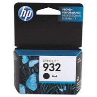 HP 932, Black Original Ink Cartridge (CN057AN)