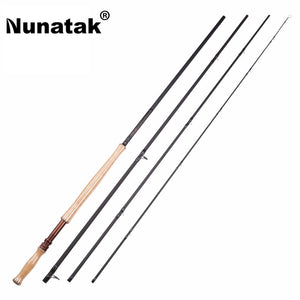Nunatak Fly Fishing Rod Maxway Honor Combo Set