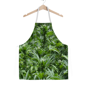 All over print cannabis bud weed Classic Sublimation Adult Apron