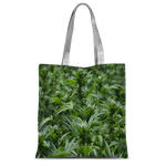All over print cannabis bud weed Classic Sublimation Tote Bag